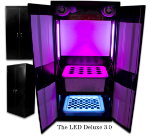 LED Deluxe 3.0 – LED Grow Box