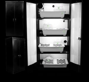 The Clone Machine - Hydroponic Cloner