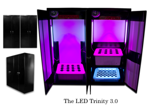 LED Trinity 3.0 – LED Grow Boxes