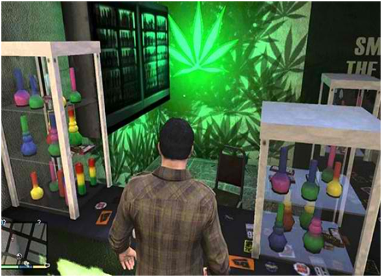 marijuana growing games