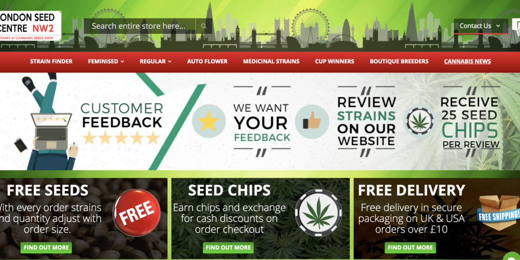 london seed centre review